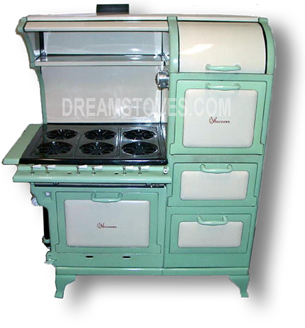1923 Wedgewood Estate In Mint Green And Almond