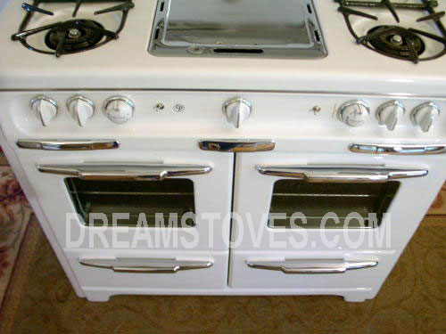 1952 Wedgewood Double Oven