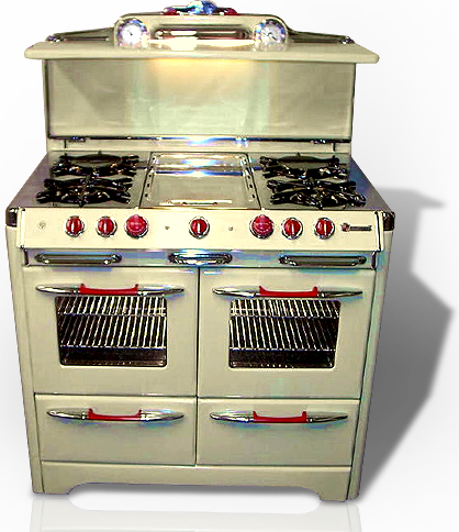 Antique Vintage Stoves by DreamStoves.com