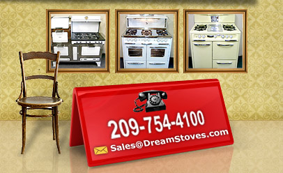The Antique and Vintage Stove Restoration Process at